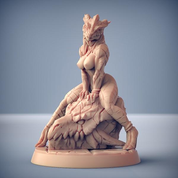 Maid (Fantasy Pin-Up) (breasts)