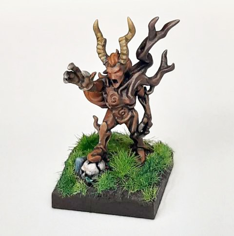 Elves of the Wood - Forest Wraith Hero