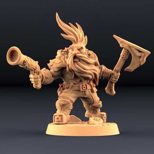 Dwarf - Oathbreaker - C
