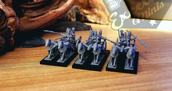 Noble Elves - Full Chariot Regiment