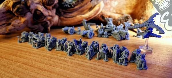 Dwarven Lords - Full Crossbows Regiment